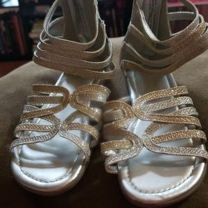 New Children's Place Girls Sandals